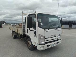2012 Isuzu NPR 275 Tray GCM 9,000kg Photo