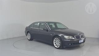 2007 BMW 7 Series E65 740 Li 4D Sedan Photo
