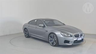 2013 BMW M6 Gran Coupe 4D Coupé Photo