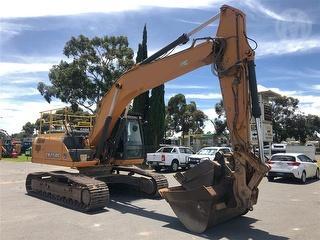 2015 Case CX250C Excavator Photo