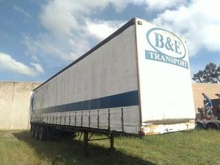 1993 Freighter ST3 Curtainside ATM 35,000kg Photo
