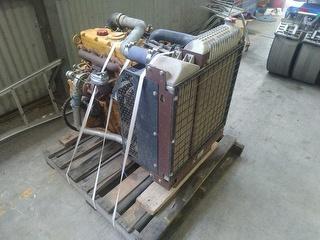 Caterpillar C4.4 Acert Engine (Industrial) Photo