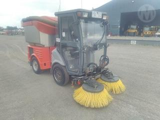 2011 Hako Citymaster 1200 Street Sweeper Photo