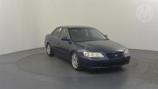2000 Honda Accord V6-L 4D Sedan Photo