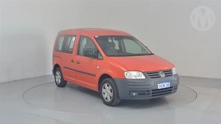 2006 Volkswagen Caddy Life 1.9 TDI Camper 4D Station Wagon Photo