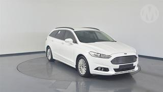 2016 Ford Mondeo MD TREND TDCi 5D Station Wagon Photo