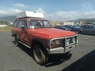 1989 Toyota Landcruiser 4WD Photo