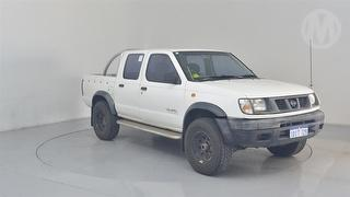 1997 Nissan Navara D22 DX 4D Dual Cab Utility Photo