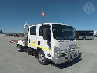 2015 Isuzu NNR 200 (WA) Tray GCM 8,000kg Photo