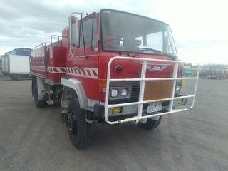 1985 Hino Tanker Fire Truck Photo