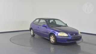 1998 Honda Civic Gli 3D Hatch Photo