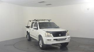2004 Holden Rodeo RA LT 4D Dual Cab Utility Photo
