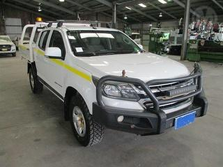 2016 Holden Colorado RG LS Cab Chassis (8) Photo