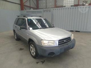 2002 Subaru Forester X 5D Wagon Photo