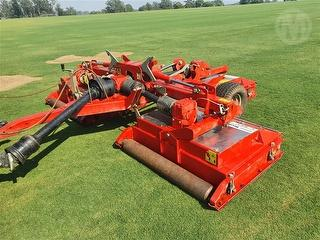 2018 Trimax Snake Wing Mower Photo