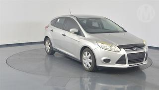 2011 Ford Focus LW Ambiente 5D Hatch Photo