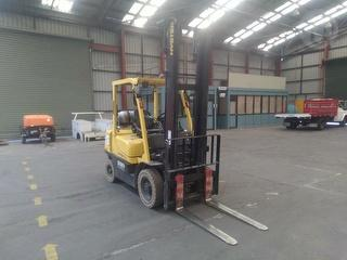 2018 Hyster H2.5XT Forklift (GP) Photo