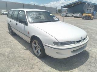 1997 Holden Commodore VS Executive Station Wagon Photo