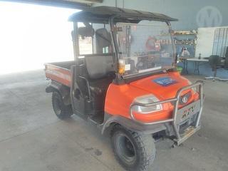 Kubota RTV900 All Terrain Vehicle Photo