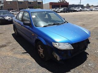 2003 Mazda 323 Protege Sedan Photo