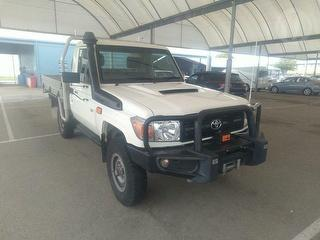 2016 Toyota Landcruiser LC70 78 Series Workmate 2D Cab Chassis (QFleet) Photo