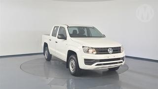2017 Volkswagen Amarok 2H TDI420 Core Edition 4D Dual Cab Utility Photo