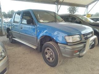 1998 Holden Rodeo R9 4X2 LT Cab Chassis Photo