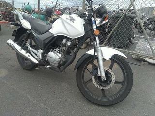 2014 Honda CB125E Motorcycle Photo