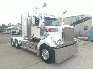 2014 Western Star 4800FX Prime Mover GCM 90,500kg Photo