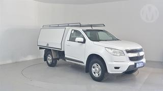 2016 Holden Colorado RG LS 2D Cab Chassis Photo