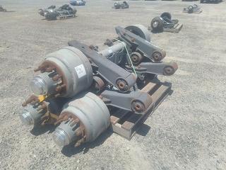 Maxus Axle and Suspension Modu Spare Parts Photo