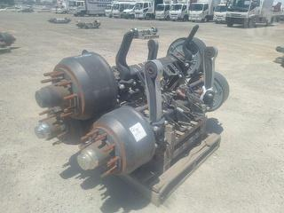 BPW Axle and Suspension Modu Spare Parts Photo