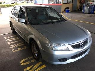 2003 Mazda 323 Astina Shades Hatch Photo