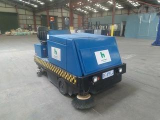 2009 ASC Sweeper Sweeper (Warehouse/Foot P Photo