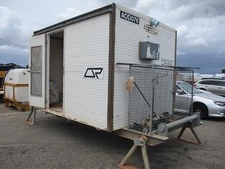 Panelfab 3.2M Portable Building-Ablutio Photo