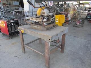 Maco TE-315DV Metal Saw Workshop Equipment (GP) Photo