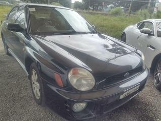 2002 Subaru Impreza RX Sedan Photo