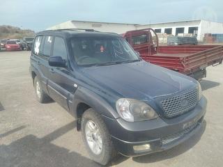 2004 Hyundai Terracan S/Wagon Photo