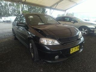 2001 Holden Astra TS CD Hatch Photo