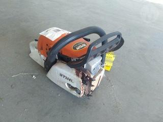 Stihl MS 291 Chainsaw Photo