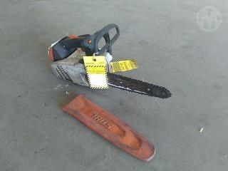 Stihl MS 192t Chainsaw Photo