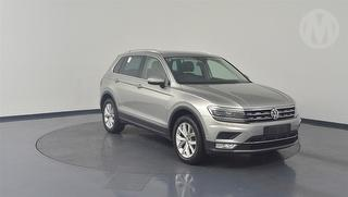 2017 Volkswagen Tiguan 5NC 162 TSI Highline 5D S/Wagon Photo
