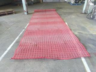 Safety Fencing Construction Materials Photo