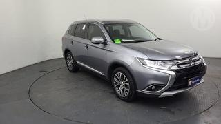 2016 Mitsubishi Outlander ZK XLS 5D S/Wagon Photo