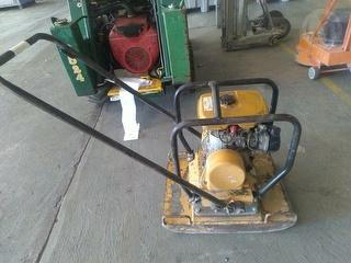 Compactor Compactor (Plate) Photo
