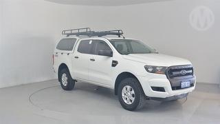 2016 Ford Ranger PX MKII XL 3.2D 4WD 4D Dual Cab Utility Photo