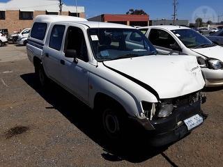 2000 Toyota Hilux RZN Dual Cab Utility Photo