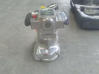 Clarke Super 7R Floor Sander Photo