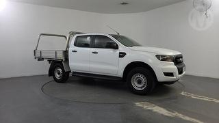 2017 Ford Ranger PX MKII XL HI-RIDER 2.2D RWD 4D Dual Cab Chassis Photo