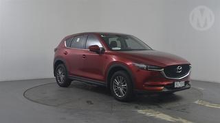 2018 Mazda CX-5 KF Series II Maxx Sport 5D S/Wagon Photo